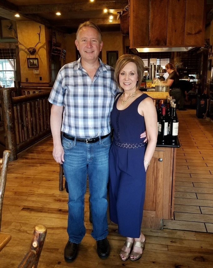 Travelling Blue Ridge Georgia, Over 50 Fashion, 50 With Flair, Harvest on Main Restaurant