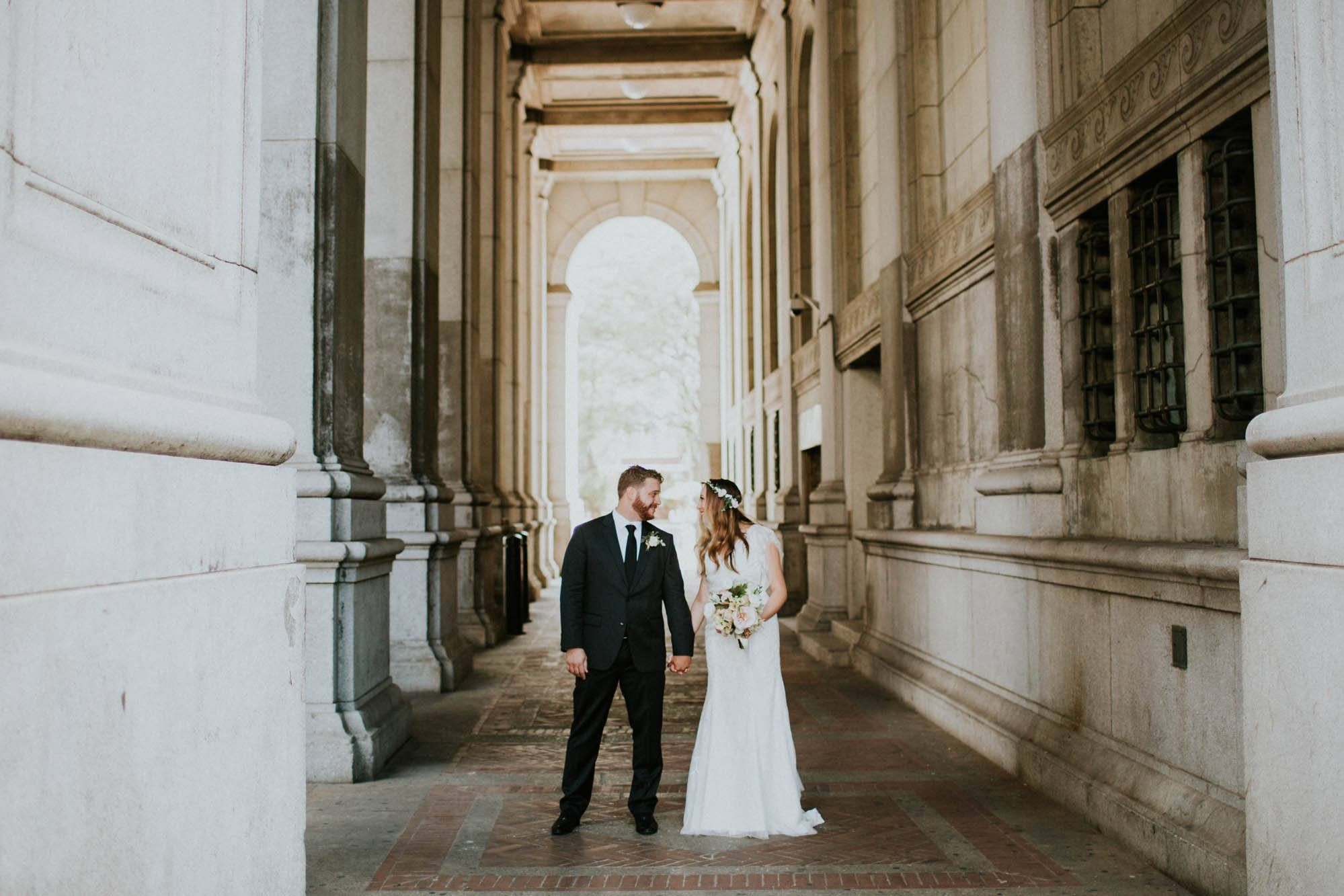 New York Wedding, 50 With Flair, Modern Wedding
