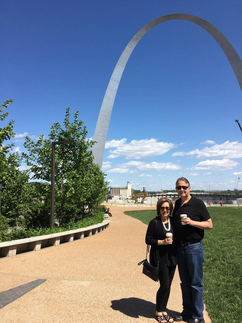 St. Louis, 50 With Flair, Having Fun