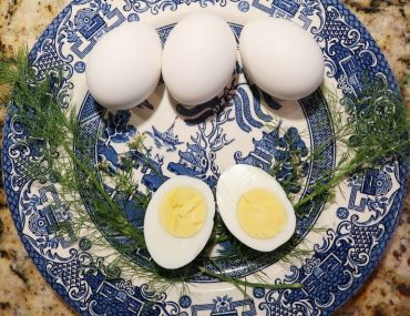 Perfectly boiled eggs, 50 With Flair, easy cooking tips