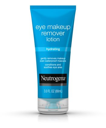 Neutrogena Eye Makeup Remover Lotion, 50 With Flair