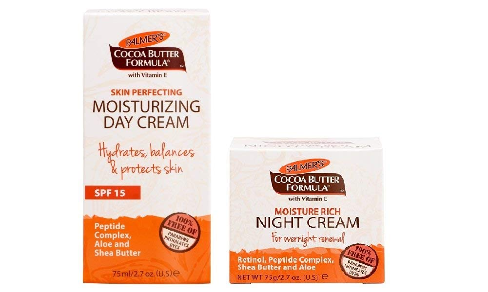 Over 50 Skincare, 50 With Flair, Palmer's Cocoa Butter Formulas
