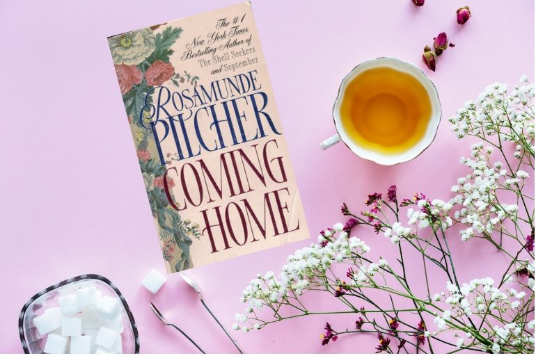 50 With Flair, Coming Home, Rosemund Pilcher, Rosemont Book Club