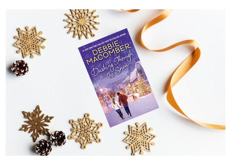 Women's Fiction, Contemporary Romance, Dashing Through the Snow, Debbie Macomber, Hallmark Movie, Amazon Books, Christmas Books, Christmas Novella, Barnes and Noble