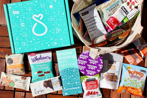 Cratejoy, snack subscription box, christmas gift idea, affordable subscription, young adult, college kid, healthy snacks,, 50 with flair