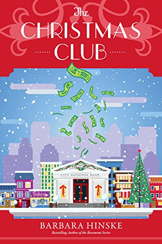 Women's Fiction, Contemporary Romance, The Christmas Club, Barbara Hinske, Amazon Books, Christmas Books, Christmas Novella, Rosemont Book Club, Welcome to Rosemont