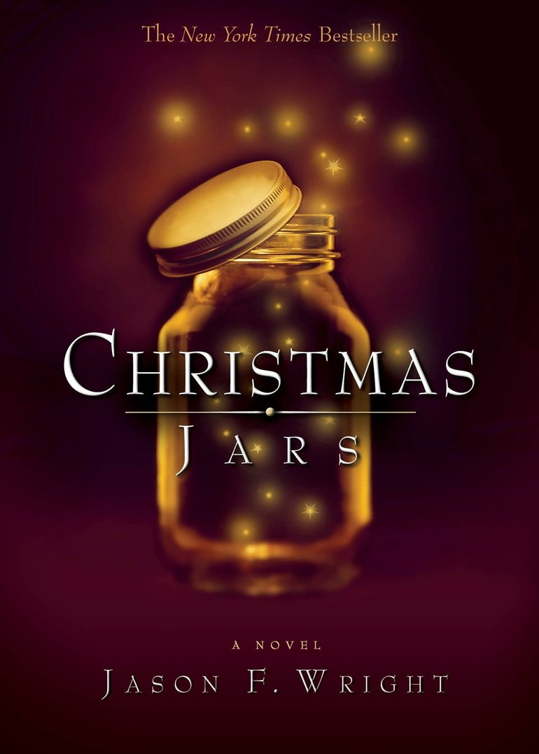 Christmas Jars, Jason F. Wright, Amazon Books, Christmas Books, Christmas Novella