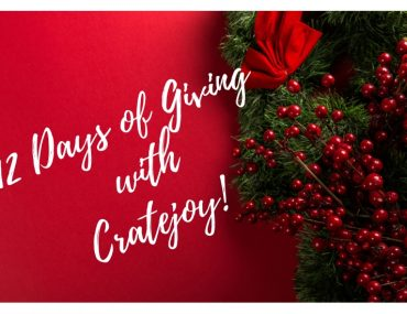 subscription box sale, Cratejoy, 12 days of giving, 12 days of christmas, 50 with flair, subscription boxes, christmas gift, flash sale