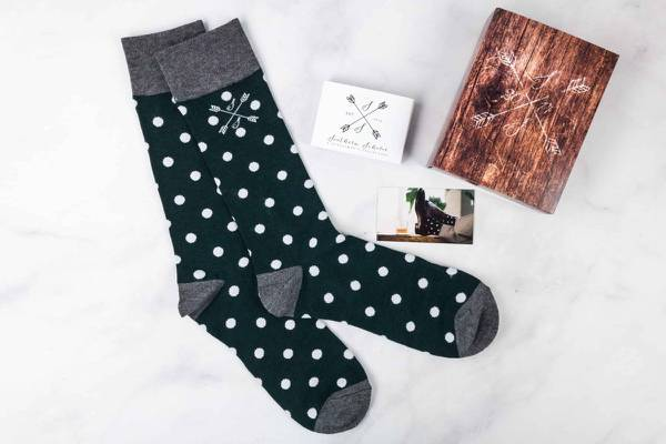 mens socks, Southern Scholar Socks, Cratejoy, 12 days of giving, 12 days of christmas, 50 with flair, subscription boxes, christmas gift, flash sale